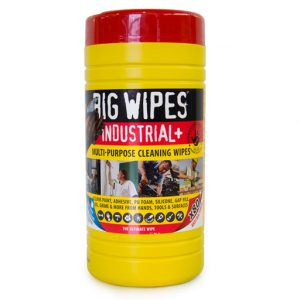 Renseservietter. Big Wipes