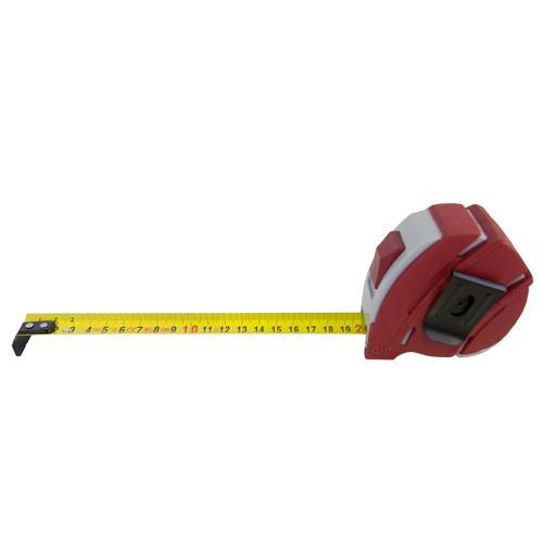 Målebånd. 8m. m/magnet