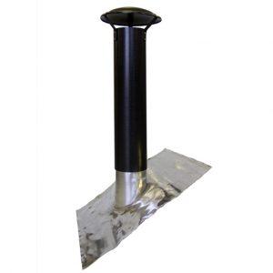 fe115a90 Soilhette m/blykrave. til 110mm – SORT