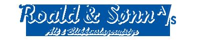 Roald & Sønn - Takshop leverandør