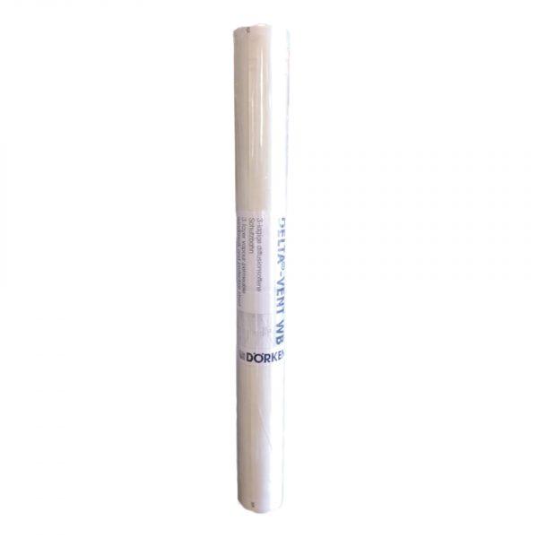 Vindsperre Delta-Vent WB. 2.8x25m. Katepal - Vindsperre og plast